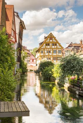 Historische Altstadt von Ulm