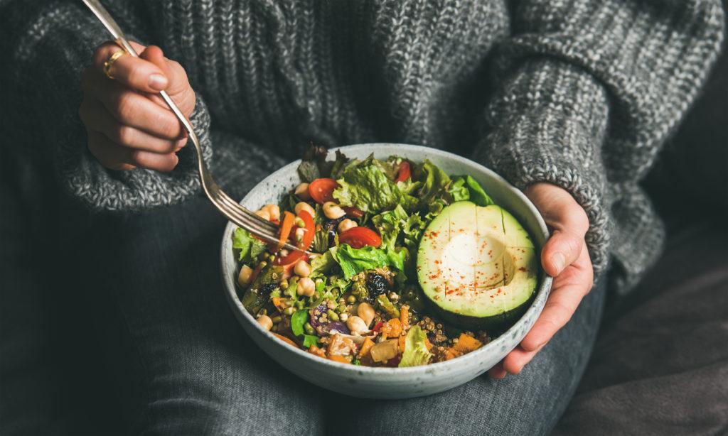 Serviere deine Portionen vor dem Essen