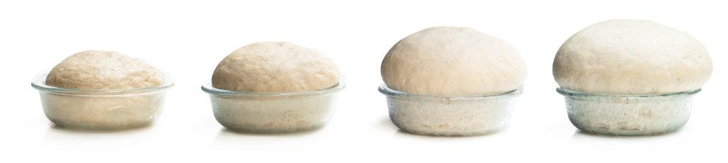 Richtige Hefe zum Brot backen