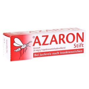 Azaron gegen Insektenstiche
