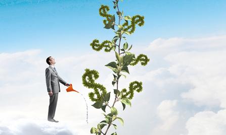 Finanziell erfolgreich