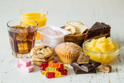 Weniger Zucker konsumieren