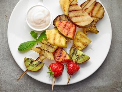 Grilltipps für Obst