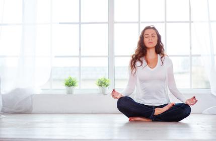 Yoga zum Rauchen aufhören