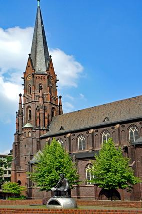 Propsteikirche St. Augustinus in GELSENKIRCHEN