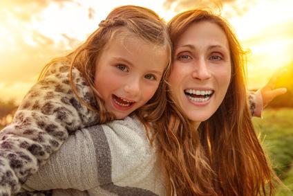 Familienzeit - Gute Laune