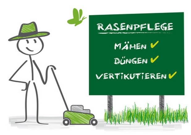 Rasenpflege - Tipps vom Gärtner