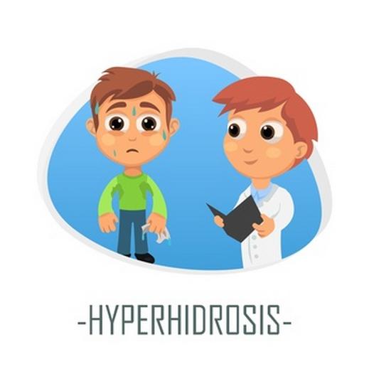 Hyperhidrosis - Schwitzen