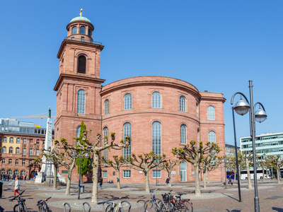 Frankfurt am Main, die Paulskirche