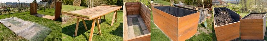 Hochbeet Bauanleitung - Schritt für Schritt zum eigenen Garten