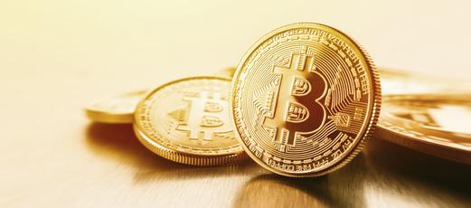 Internet-Währung Bitcoin