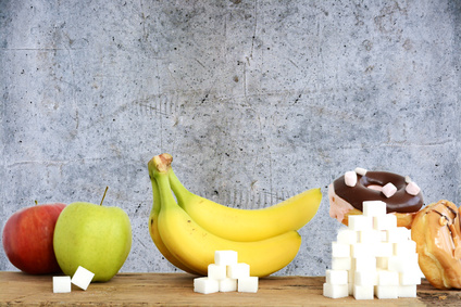 Zuckerdurch Alternativen ersetzen