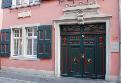 Geburtshaus von Beethoven in Bonn