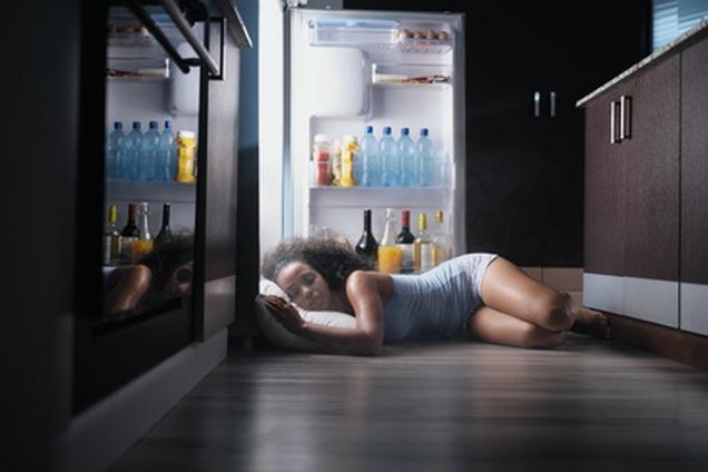Schlafen bei Sommerhitze