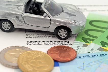 Autokosten KFZ-Versicherung