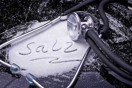 Salz erhöht den Blutdruck