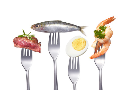 Proteine gegen Heißhunger