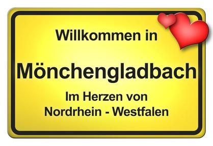 Willkommen bei uns in Mönchengladbach