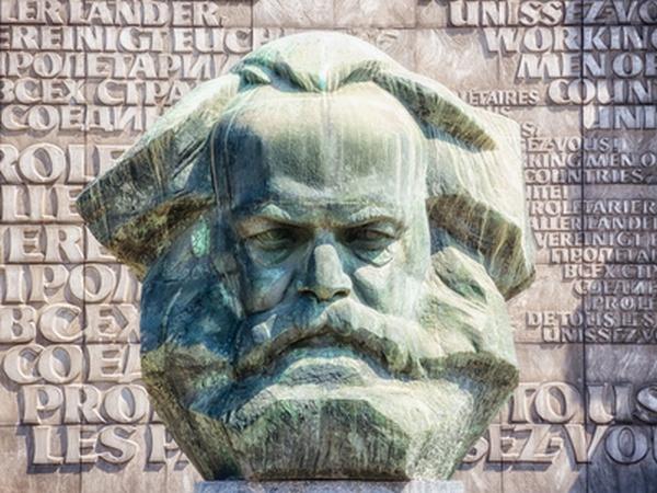 Chemnitz Karl-Marx-Denkmal