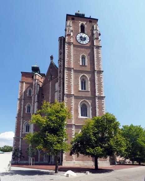 Münster ''Zur Schönen Unserer Lieben Frau'' in Ingolstadt